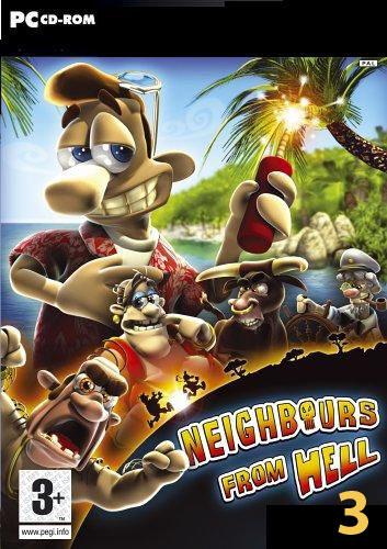 تحميل لعبة أزاى تخنق جارك الجزء 3 Neighbours From Hell