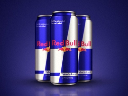 Redbull Free Can at Work Giveaway