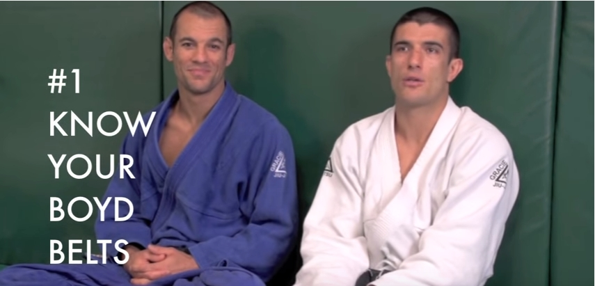 Rejoining the Tao: How to Win Wearing a Gracie