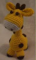 Маленький жираф для начинающих. Описание