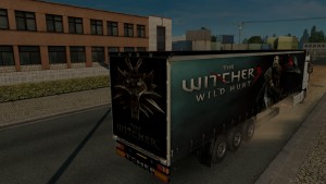 Witcher 3 trailer mod
