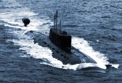 Sierra Class Submarine
