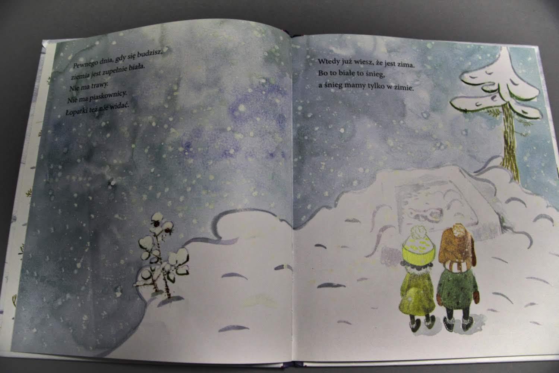 """O zimie"" Görel Kristina Näslund, Kristina Digman, Zakamarki"