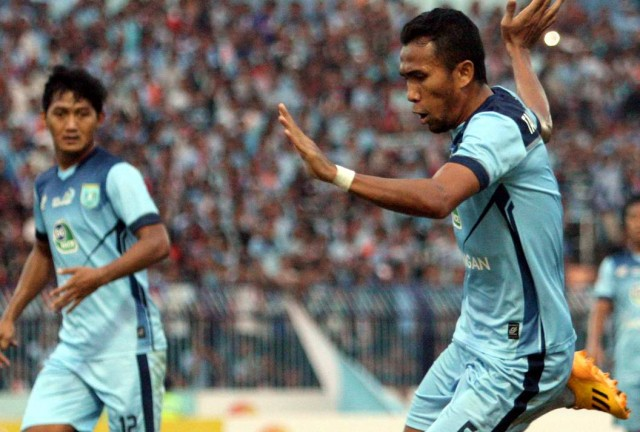 Persela vs Bhayangkara Surabaya United