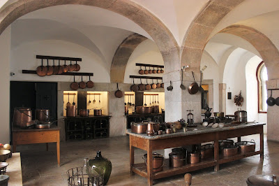 Pena Palace Kitchen