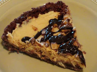 Frozen Peanut Butter Pie