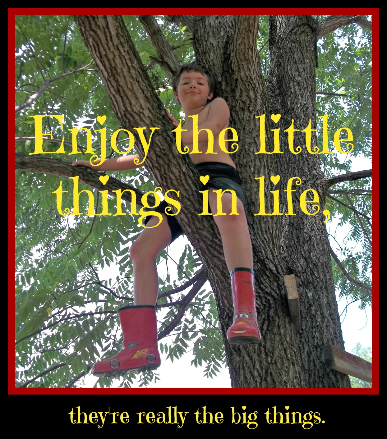 Creative Country Sayings: Inspirational Quotes: Enjoy The