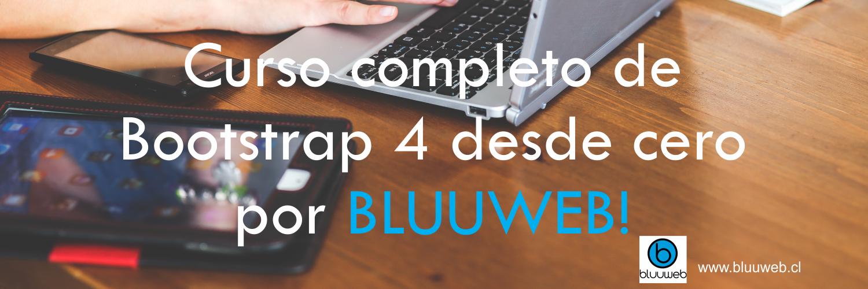 Curso-completo-de-Bootstrap-4-desde-cero-por-BLUUWEB