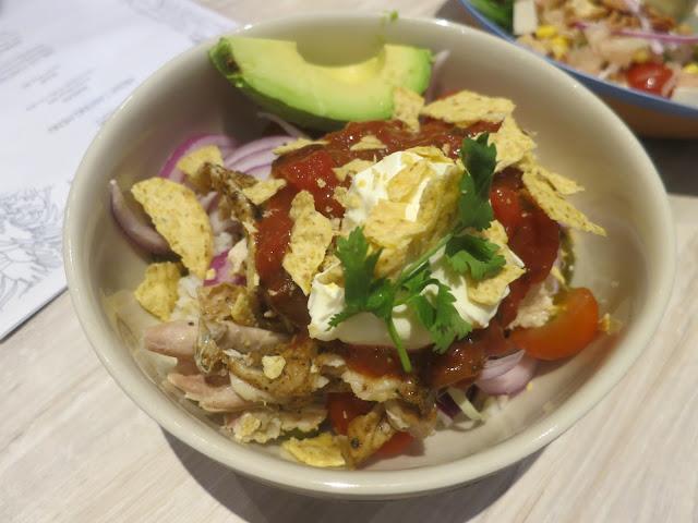 Taco Mexx Chicken