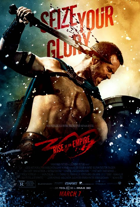 Poster Nou 300: Rise Of An Empire - Temistocles