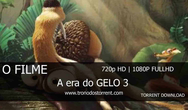 [ Torrent Filme ]  Download - A era do Gelo 3 – 720p | 1080p Dual Áudio 5.1