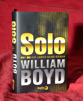 James Bond 007 - SOLO, William Boyd, Cover