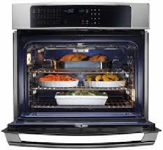 Oven Electrolux besar terbaik