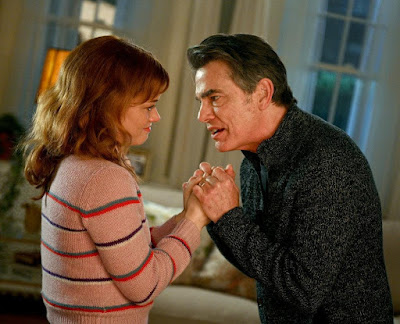 Zoeys Extraordinary Playlist Series Peter Gallagher Jane Levy Image 1