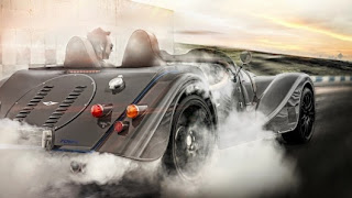 Morgan Plus 8 Speedster, Versi Terbaru Plus 8