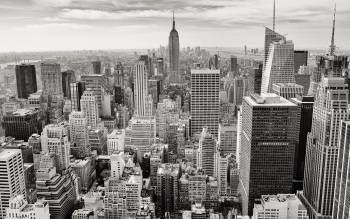 Wallpaper: New York Cityscape