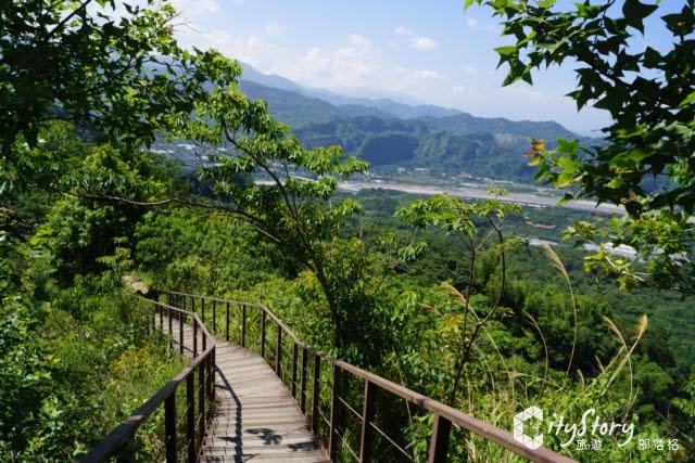 【南投草屯旅遊景點】九九峰森林步道-軟腳少女學爬山-超美步道-登上火炎山你也可以的