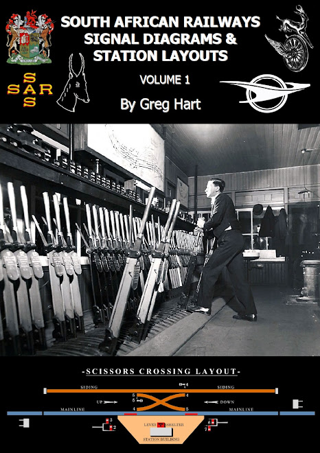 South African Railways Signal Diagrams & Station Layouts (Volume 1)