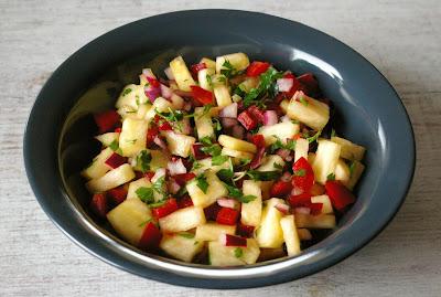 salsa ananasowa