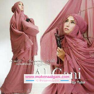 mukena%2Bmadina11 Koleksi Mukena Al Ghani Terbaru Original