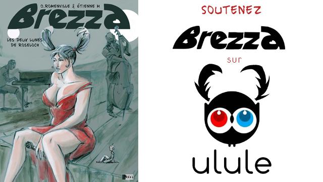 Brezza, sur Ulule