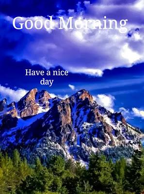 Good Morning
