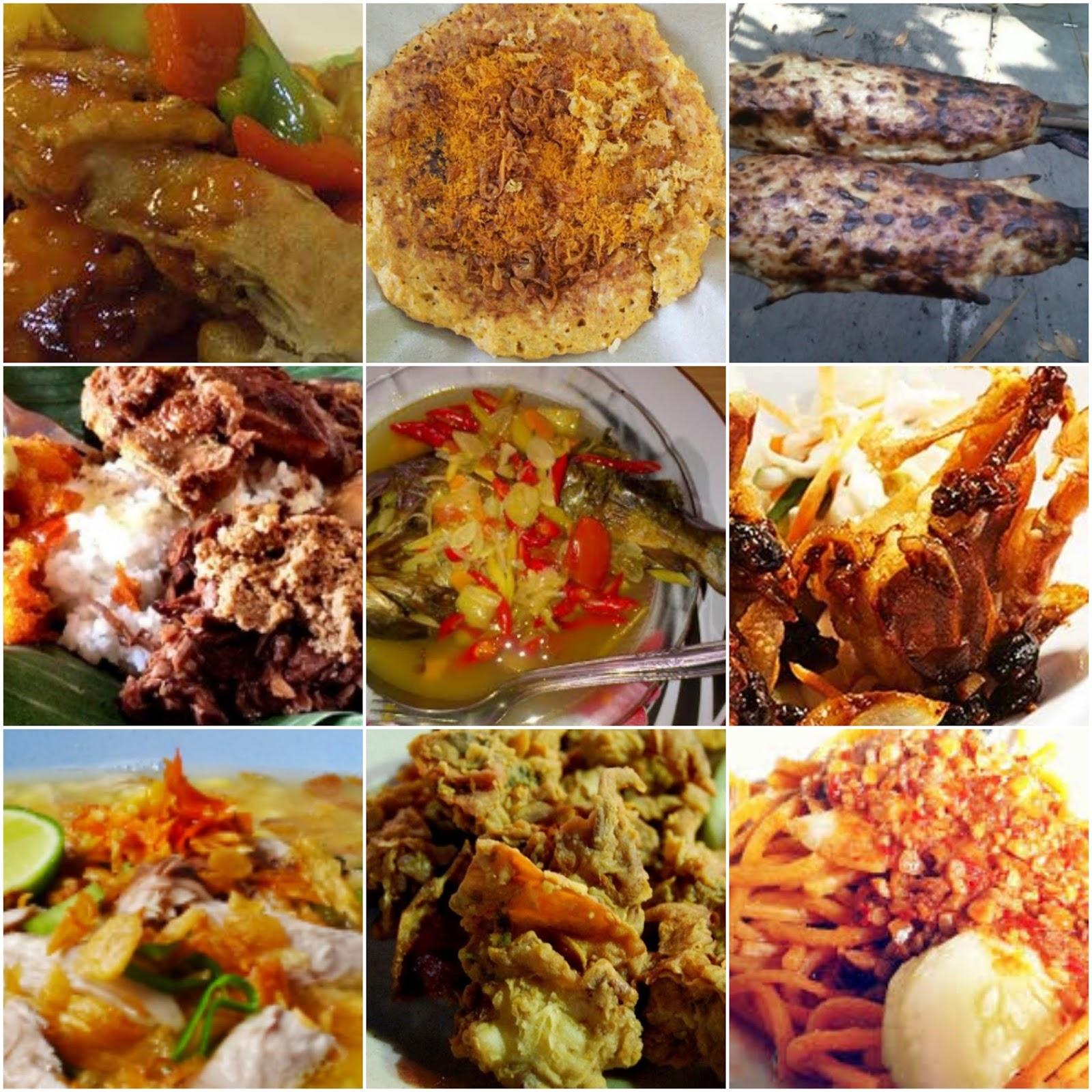 Resep Masakan Tradisional Indonesia Dan Cara Membuatnya