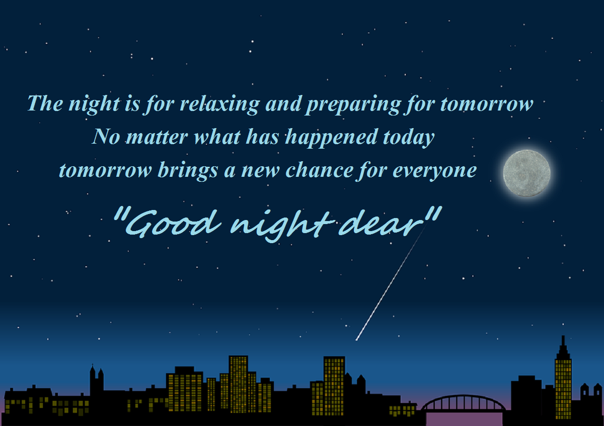 Download 50+ Best Good Night Messages For WhatsApp Images - Kuch