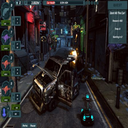 Car Demolition Clicker Free Download For PC