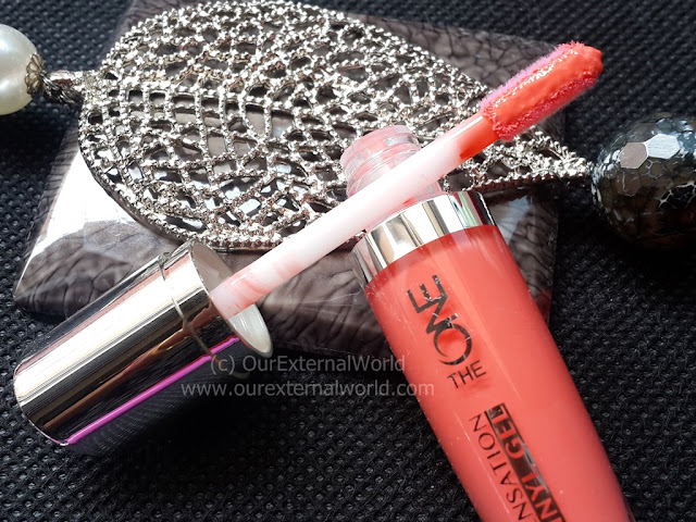 Oriflame The ONE Lip Sensation Vinyl Gel Lipsticks