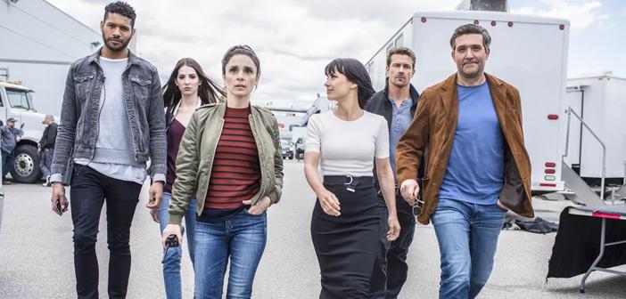 Cast de 'UnReal' en la tercera temporada