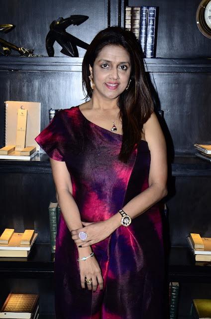 Sangita Wadhwani - editor of Hello magazine