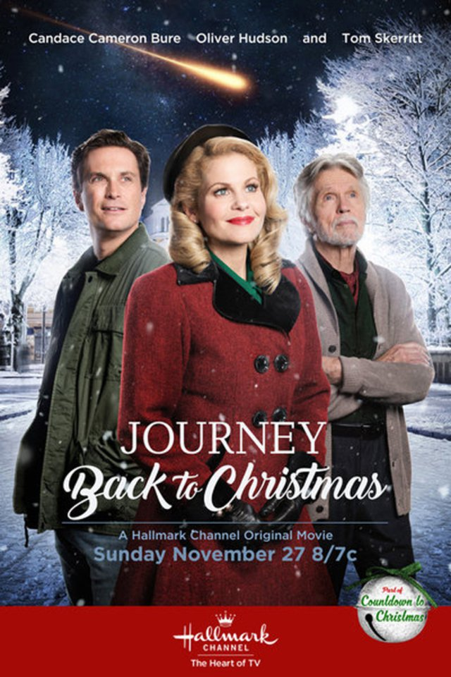 Movie Journey Back to Christmas (2016)