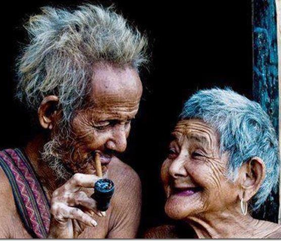 Lista de boda de Ancianos que se van a casar, humor