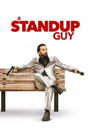 Poster A Stand Up Guy 2016