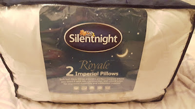 Silentnight Royale Imperial Pillow Review
