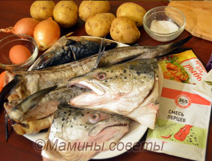 Как сварить рыбный суп - простой рецепт супа из рыбы