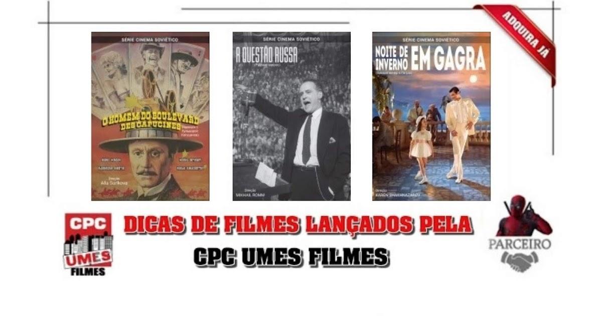 Tem Na Web - DICAS DE FILMES LANÇADOS PELA CPC UMES FILMES