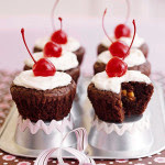 Resep Kue Brownies Cup Cake Ice Cream