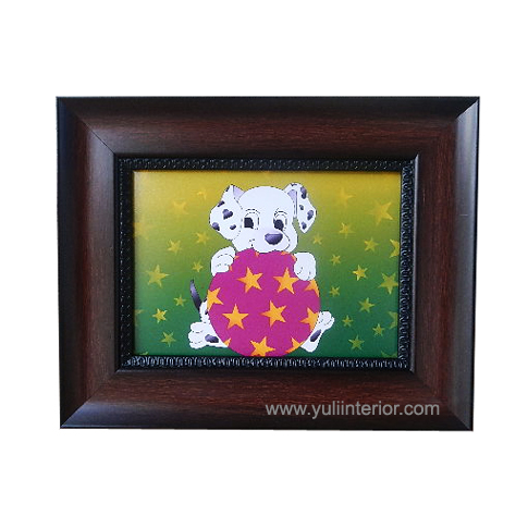 5x7 wall frame brown dalmatian kids decor Nigeria