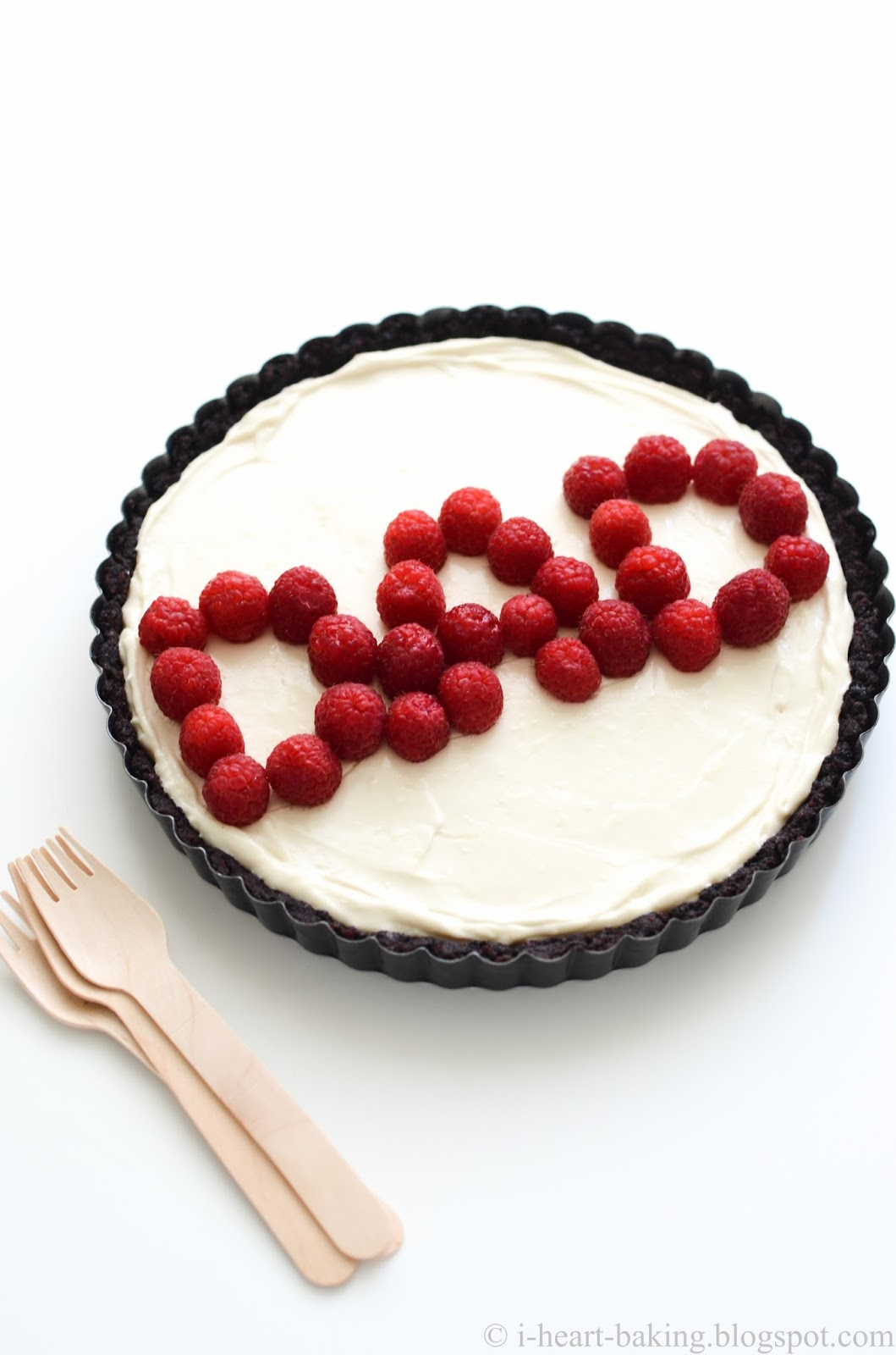 i heart baking!: father's day fruit tart with oreo cookie ...