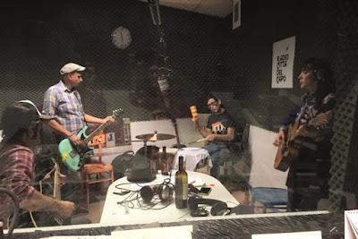 Flyin' Zebra live a polaroid! - Radio Città del Capo