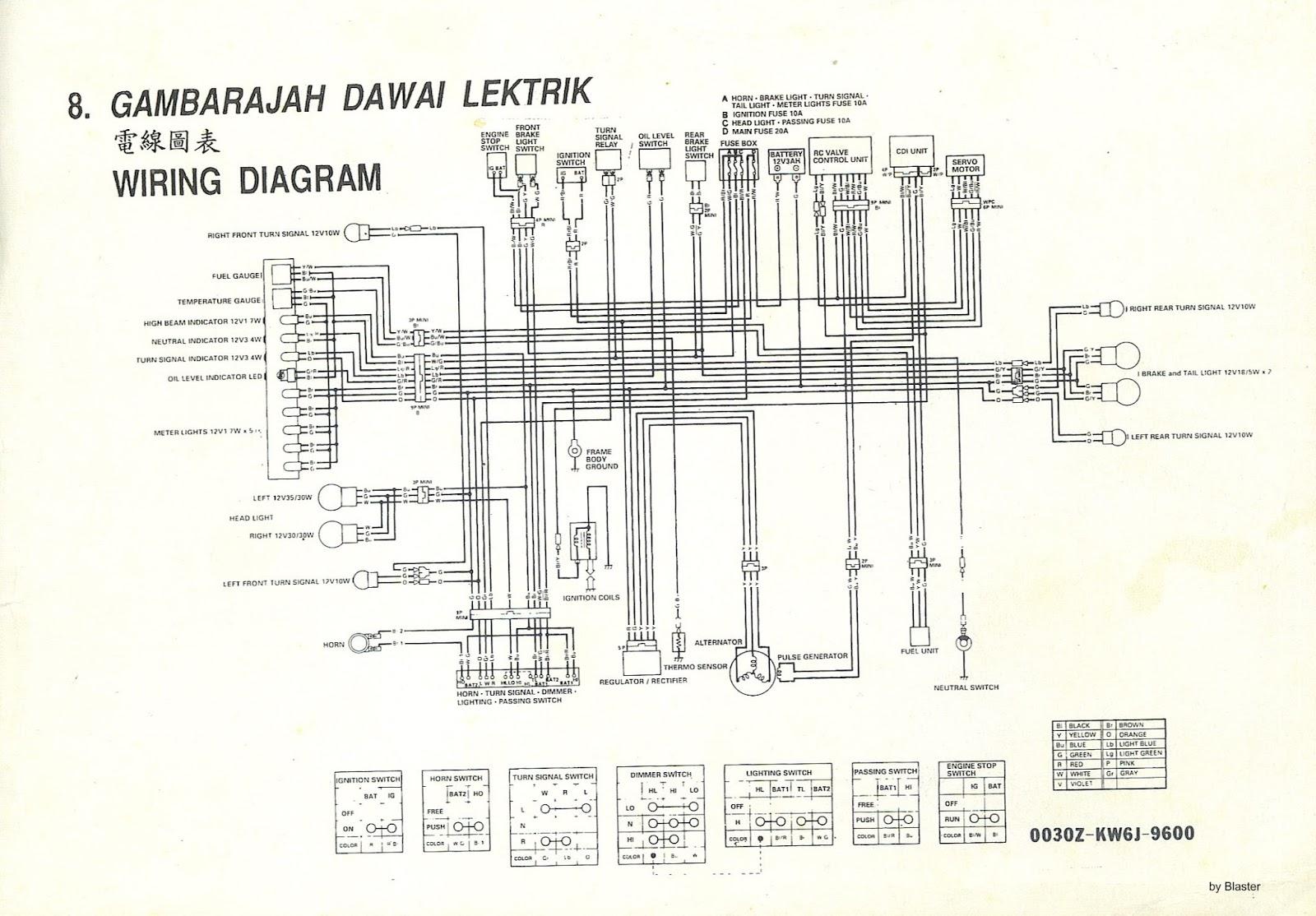 wiring diagram nsr 150 sp versi hitam putih [ 1600 x 1114 Pixel ]