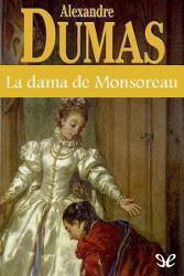 Portada del libro la dama de monsoreau para descargar en epub y pdf gratis