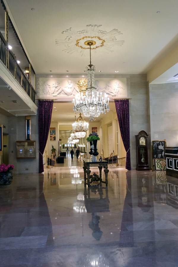 The Mayflower Hotel - Washington, D.C. - Tori's Pretty Things Blog