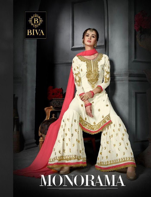 Biva Manorama Pakistani Wedding Bridal Suits wholesaler