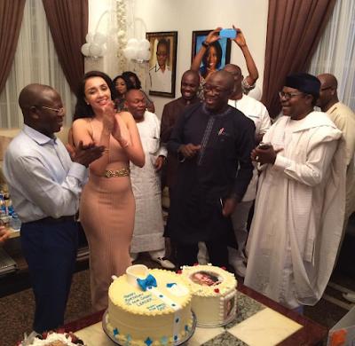 Photos from Adams Oshiomole's 65th birthday party