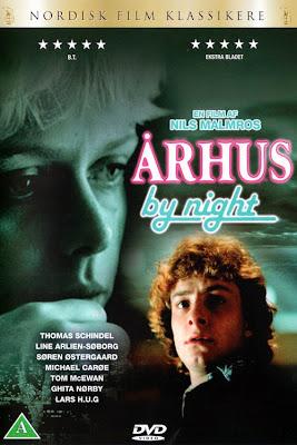 Орхус ночью / Arhus by night.