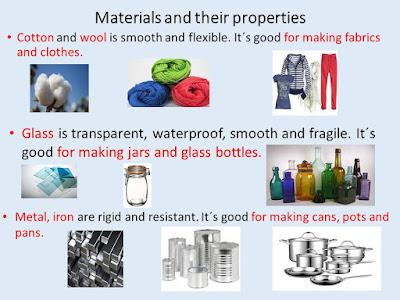 Resultado de imagen de matter and materials