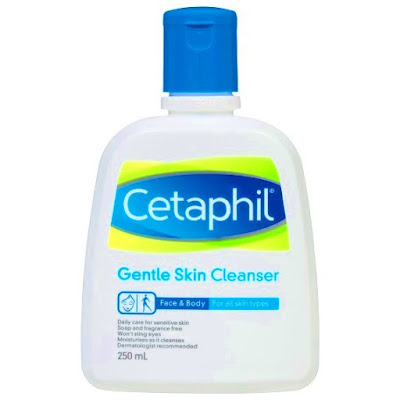 Pencuci muka cetaphil Gentle Skin Cleanser